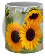 Dreamy Sunflower Day Coffee Mug