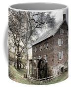 Dreary Skies At Kerr Gristmill Coffee Mug