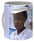 Dressed For The Parade Coffee Mug