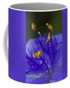 Dressed In Blue Jackets #2 Coffee Mug