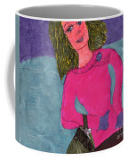 Dressed Up And Going Out Coffee Mug