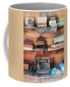 Dressmaking Supplies And Sewing Machine Coffee Mug