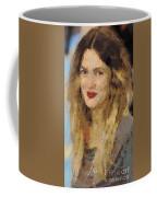 Drew Berrymore Coffee Mug
