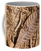 Dried Leaf Coffee Mug