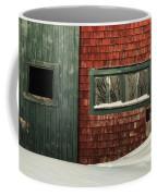 Drifted In Coffee Mug by Susan Capuano