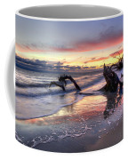 Drifter's Dreams Coffee Mug by Debra and Dave Vanderlaan