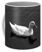 Driftin' Duck - Bw Coffee Mug