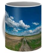 Drifting Clouds Coffee Mug