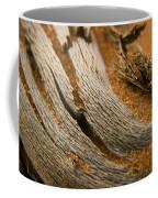 Driftwood 2 Coffee Mug by Adam Romanowicz