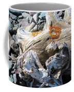 Driftwood Abstract Coffee Mug