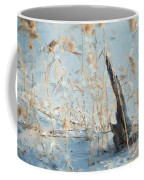 Driftwood Abstract Coffee Mug
