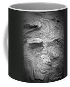 Driftwood Butte Bw 1 Coffee Mug