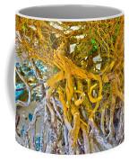 Queen Mariana's Driftwood Coffee Mug