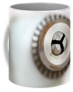 Drill Head Coffee Mug