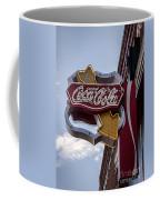 Drink Coca Cola Sign Coffee Mug