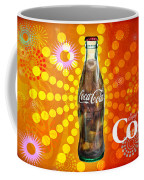 Drink Ice Cold Coke 4 Coffee Mug by James Sage