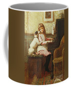 Drink To Me Only With Thine Eyes Coffee Mug