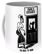 Drinking, C1925 Coffee Mug
