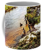 Drinking Water Coffee Mug