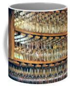 Drinks On The House In Smoky Gold Coffee Mug