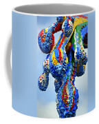 Dripping Lego Paint Coffee Mug
