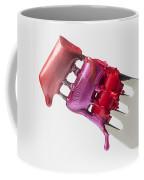 Dripping Lipstick Coffee Mug