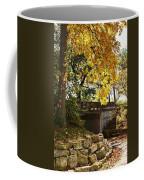 Drive Through Sinnissippi Park Coffee Mug