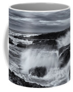 Driven By The Storm Coffee Mug