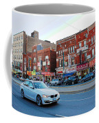 Driving Through Chinatown Coffee Mug