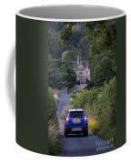 Driving To Manor House Coffee Mug
