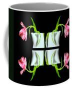 Droopy Tulips Coffee Mug