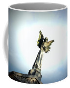 Dropping Flowers II Coffee Mug