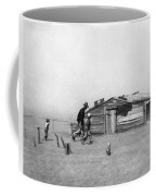 Drought Dust Storm, 1936 Coffee Mug
