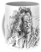 Drtero Agolli Albanian Writer Coffee Mug
