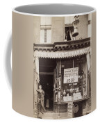 Drugstore, 1890 Coffee Mug