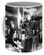 Drugstore, 1897 Coffee Mug