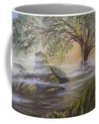Druid's Altar At Mystic River Coffee Mug