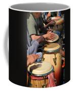 Drum Jammin In Golden Gate Park Coffee Mug