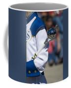 Drum Major Baton Coffee Mug