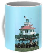 Drum Point Light Coffee Mug