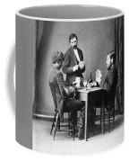 Drunkard's Progress, C1874 Coffee Mug