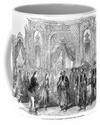 Drury Lane Theatre, 1854 Coffee Mug