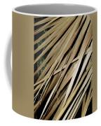 Dry Palm Leaves Coffee Mug