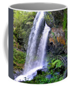 Dry Falls 2 In Western North Carolina Coffee Mug