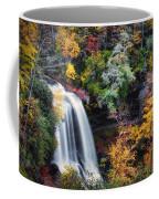Dry Falls In Autumn Coffee Mug