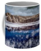 Dry Lagoon Blues Coffee Mug