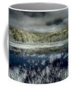 Dry Lagoon Winter Coffee Mug