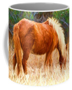Dry Marsh Grasses Coffee Mug