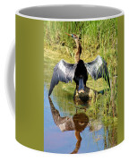 Drying Her Wings Coffee Mug