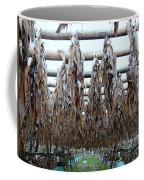 Drying Of The Fish Coffee Mug